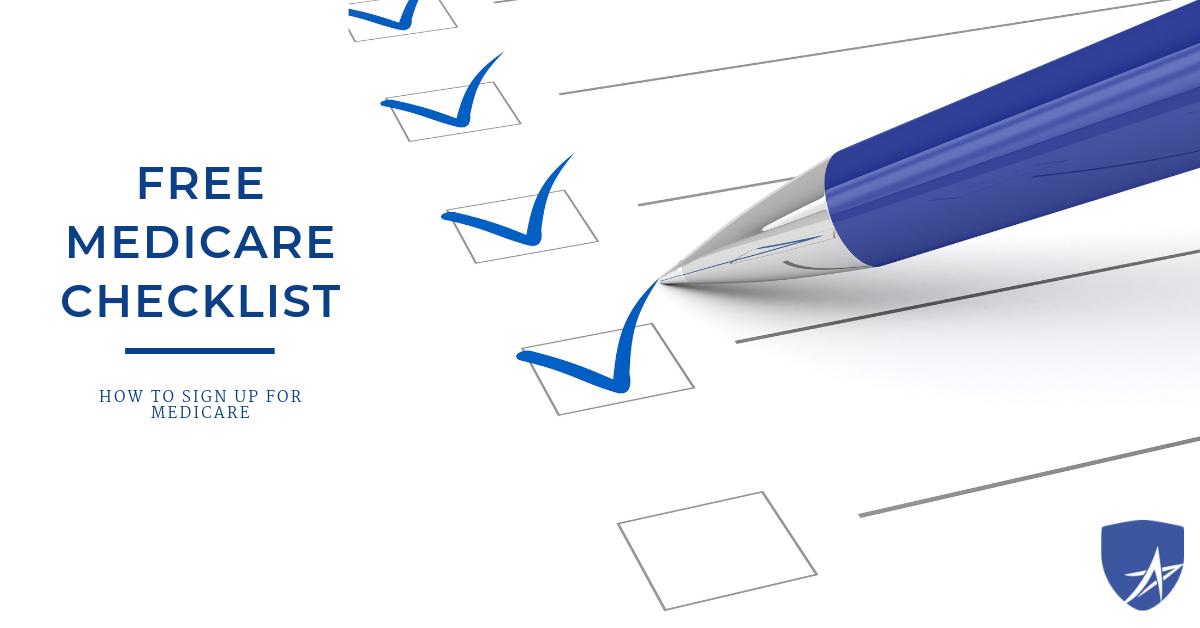 free medicare enrollment checklist