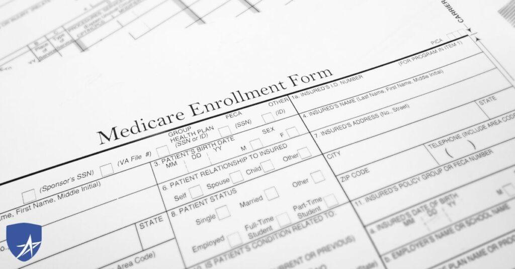 medicare advantage plan enrollment form